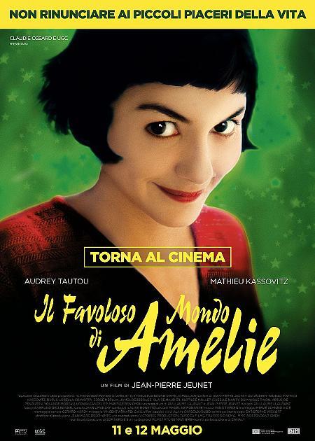 IL FAVOLOSO MONDO DI AMELIE (LE FABULEUX DESTIN D'AMELIE POULAIN) (RIED. 2021)