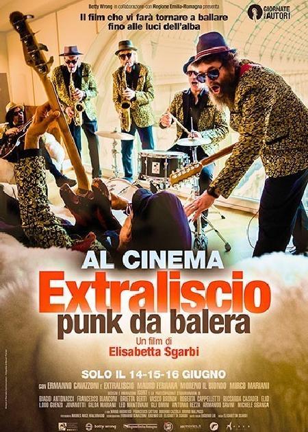 EXTRALISCIO - PUNK DA BALERA