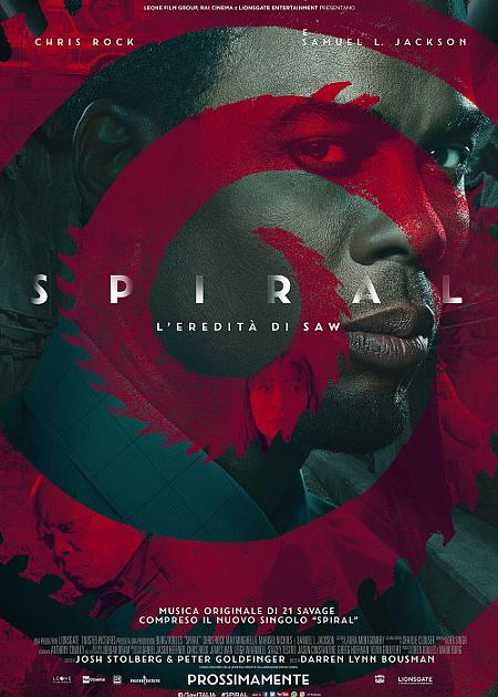 SPIRAL - L'EREDITA' DI SAW (SPIRAL: FROM THE BOOK OF SAW)