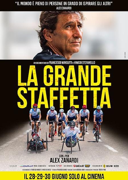 LA GRANDE STAFFETTA