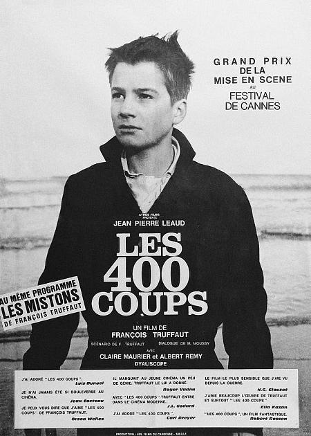 I 400 COLPI (LES 400 COUPS) (RIED.)