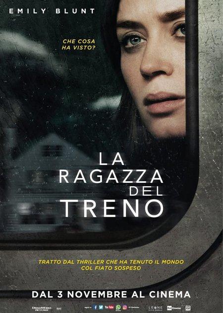 LA RAGAZZA DEL TRENO (THE GIRL ON THE TRAIN)