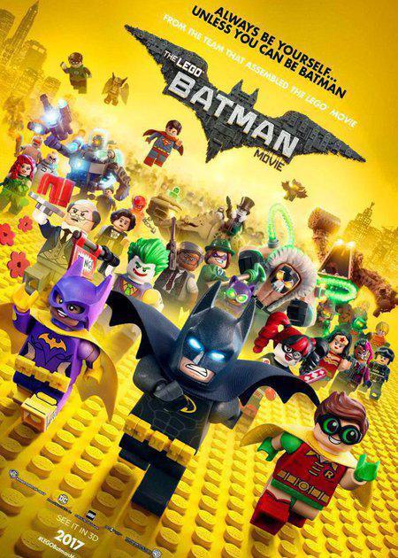 LEGO BATMAN - IL FILM (THE LEGO BATMAN MOVIE)