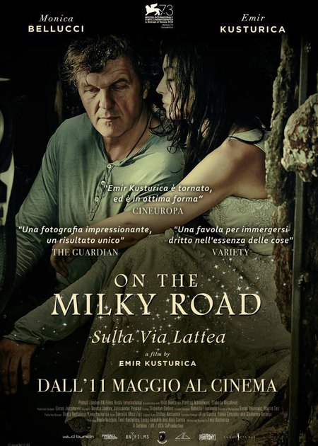 ON THE MILKY ROAD - SULLA VIA LATTEA (NA MLIJECNOME PUTU)