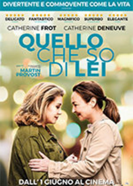 QUELLO CHE SO DI LEI (SAGE FEMME) (THE MIDWIFE)
