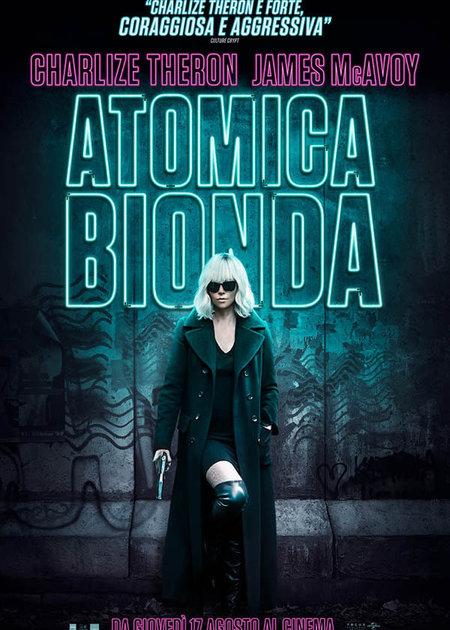 ATOMICA BIONDA (ATOMIC BLONDE)