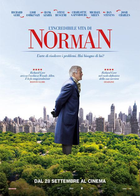 L'INCREDIBILE VITA DI NORMAN