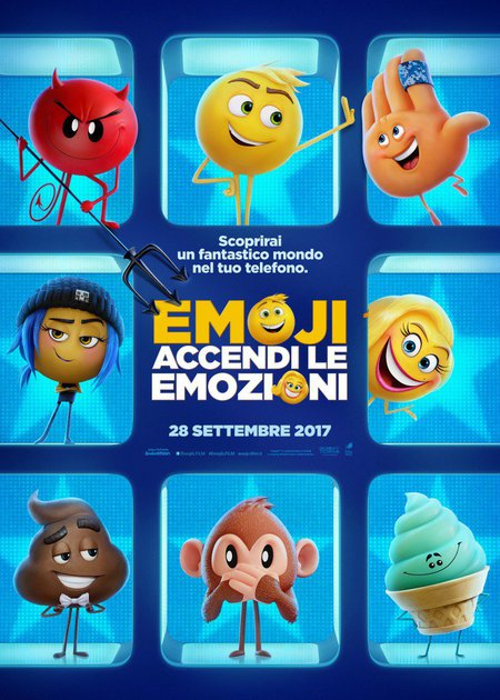 EMOJI - ACCENDI LE EMOZIONI (THE EMOJI MOVIE)