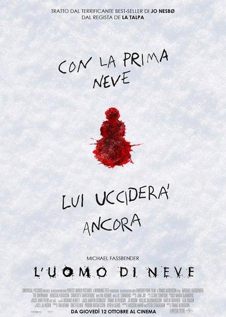 L'UOMO DI NEVE (THE SNOWMAN)