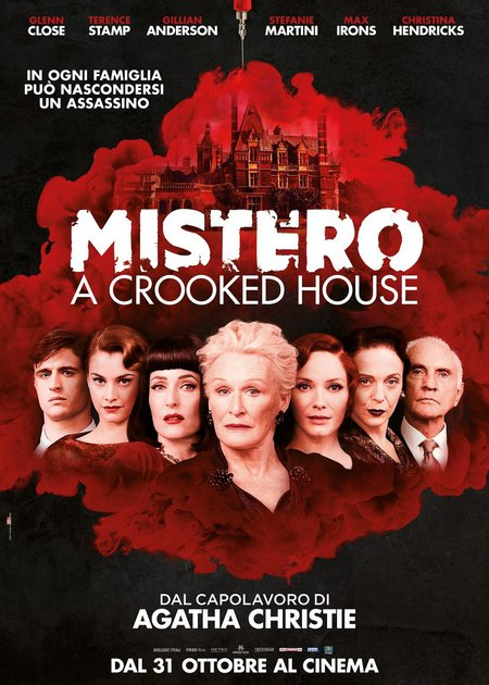 MISTERO A CROOKED HOUSE VO