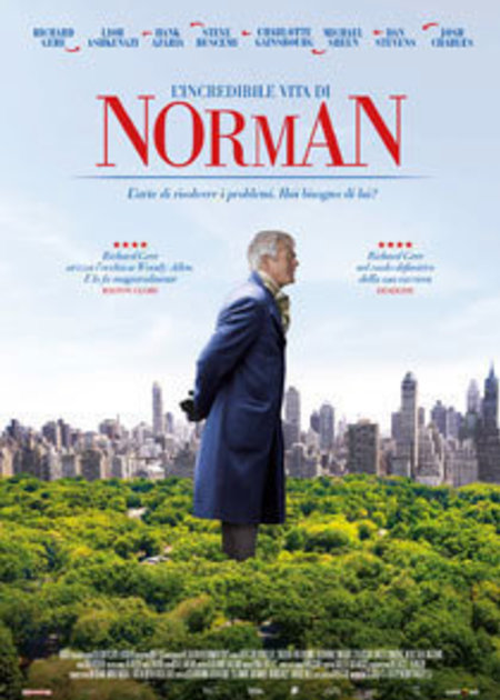 L'INCREDIBILE VITA DI NORMAN (NORMAN