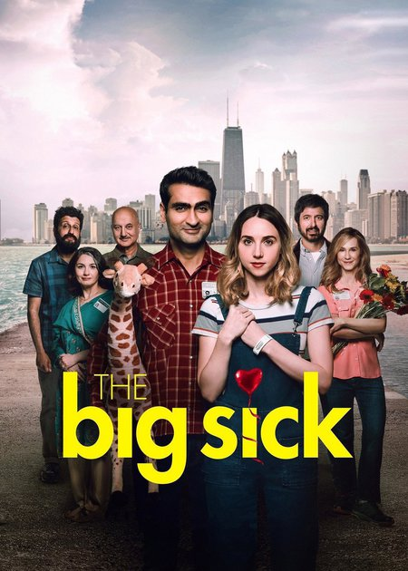 THE BIG SICK VOS