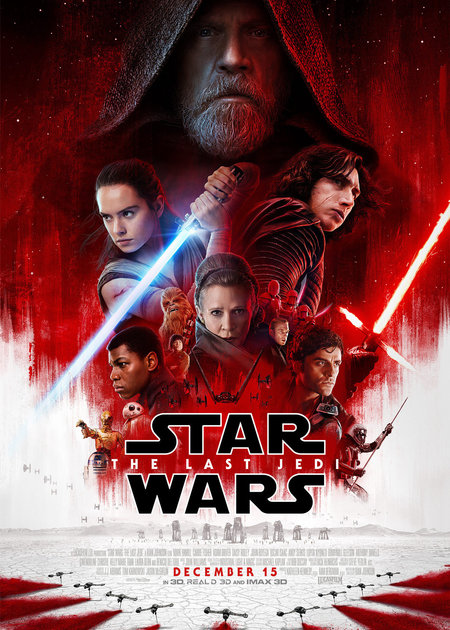 STAR WARS: GLI ULTIMI JEDI (STAR WARS: THE LAST JEDI)