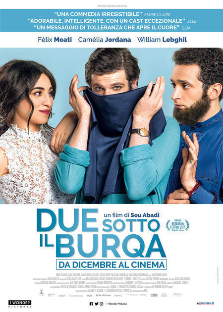 DUE SOTTO IL BURQA (CHERCHEZ LA FEMME!) (SOME LIKE IT VEILED)
