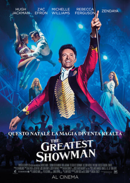 The greatest showman V.O. sott Ita