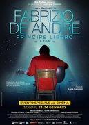 FABRIZIO DE ANDRE' PRINCIPE LIBERO