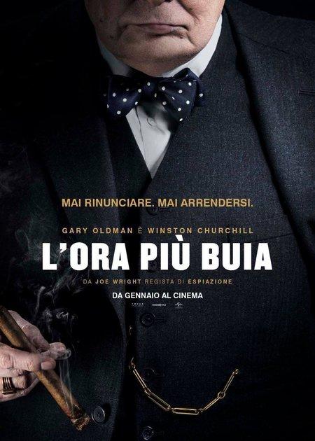 L'ORA PIU' BUIA (DARKEST HOUR)