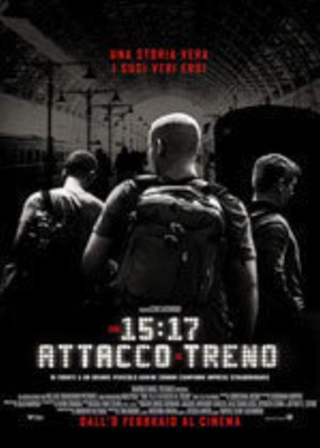 ORE 15:17 - ATTACCO AL TRENO (THE 15:17 TO PARIS)