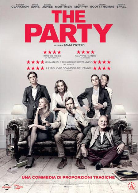 The party v.o. sott Ita