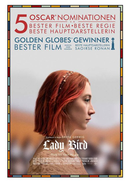 LADY BIRD V.O. sott. Ita.
