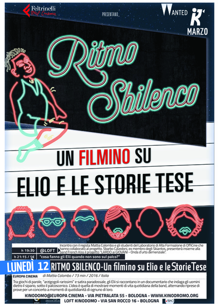 RITMO SBILENCO - UN FILMINO SU ELIO E LE STORIE TESE