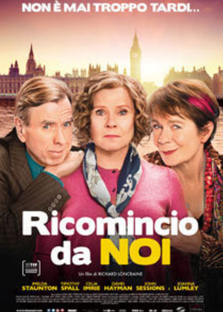 RICOMINCIO DA NOI (FINDING YOUR FEET)