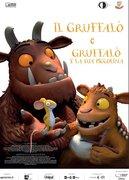 IL GRUFFALO' E GRUFFALO' E LA SUA PICCOLINA (THE GRUFFALO E THE GRUFFALO'S CHILD)
