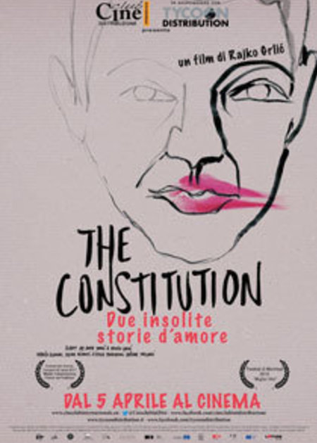 THE CONSTITUTION - DUE INSOLITE STORIE D'AMORE (USTAV REPUBLIKE HRVATSKE)