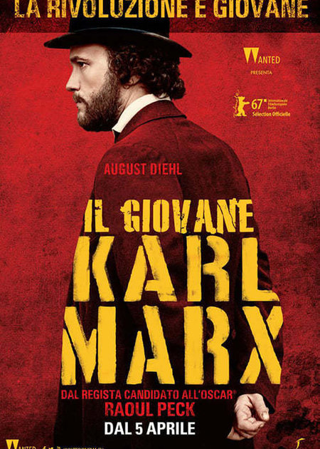 IL GIOVANE KARL MARX (LE JEUNE KARL MARX)