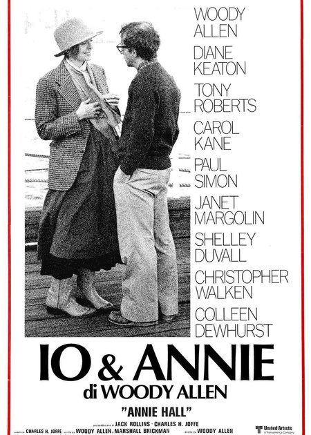 V.O. SOTT. IT.- IO E ANNIE (ANNIE HALL)