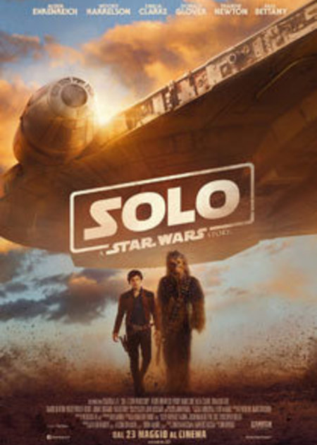 V.O. SOTT. IT. - SOLO: A STAR WARS STORY