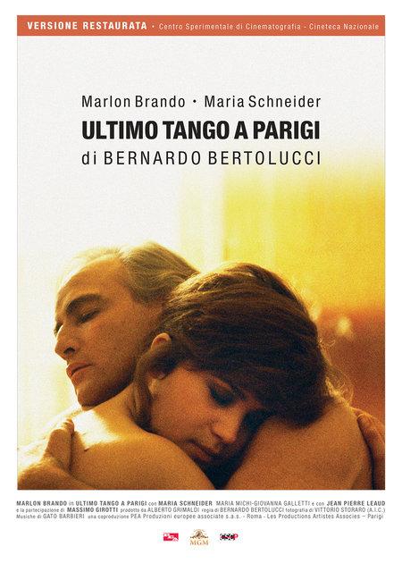ULTIMO TANGO A PARIGI (RIED.)
