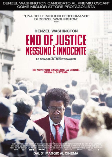 END OF JUSTICE: NESSUNO E' INNOCENTE (ROMAN J. ISRAEL, ESQ.)