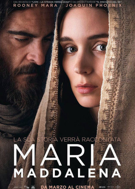 MARIA MADDALENA (MARY MAGDALENE)