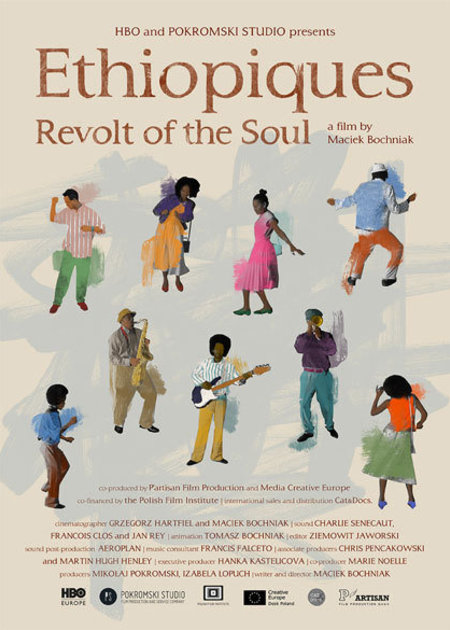 ETHIOPIQUES – REVOLT OF THE SOUL