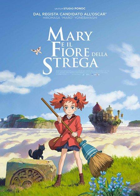 MARY E IL FIORE DELLA STREGA (MEARI TO MAJO NO HANA)