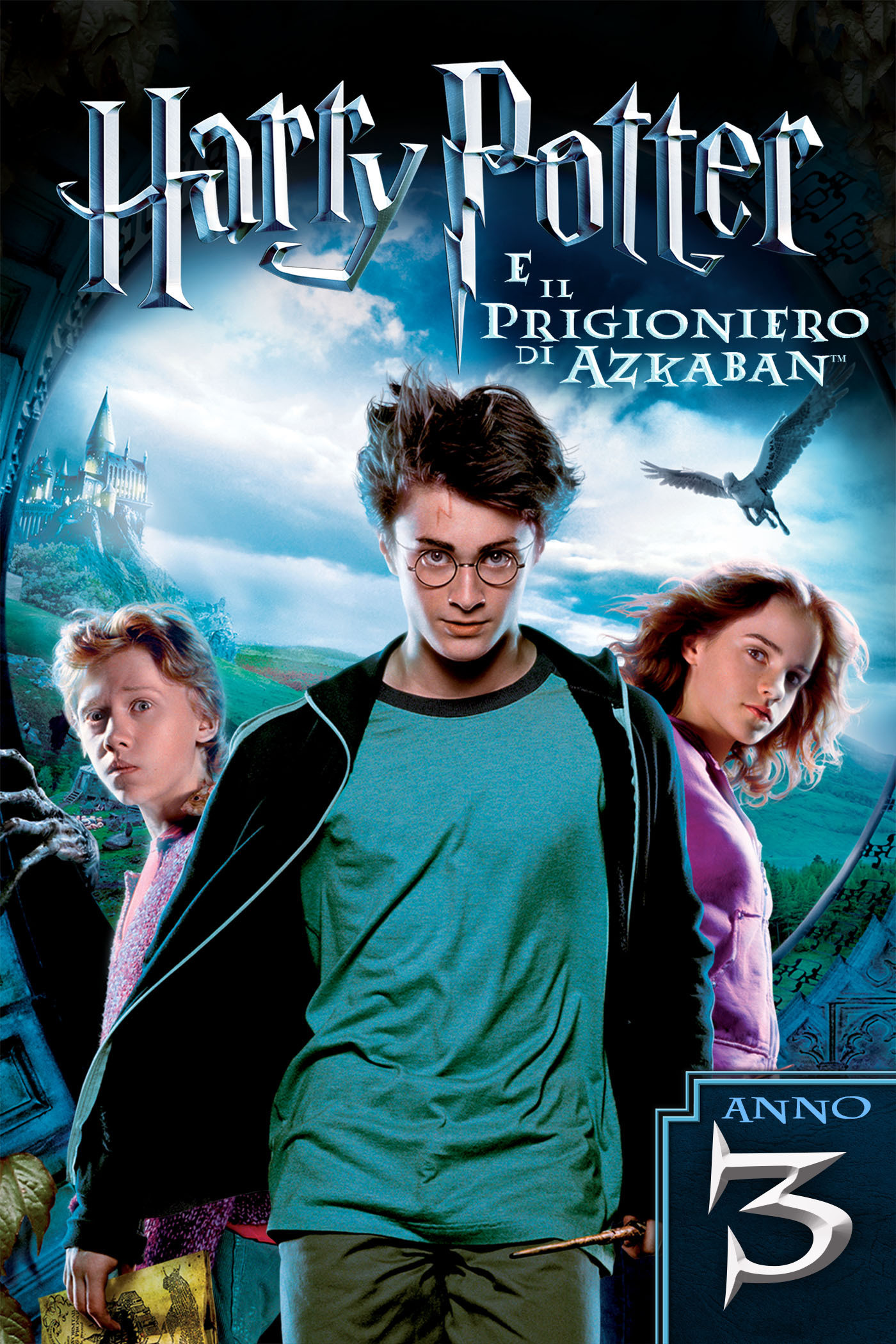Harry potter e il prigioniero di azkaban (harry potter and the prisoner of azkaban)
