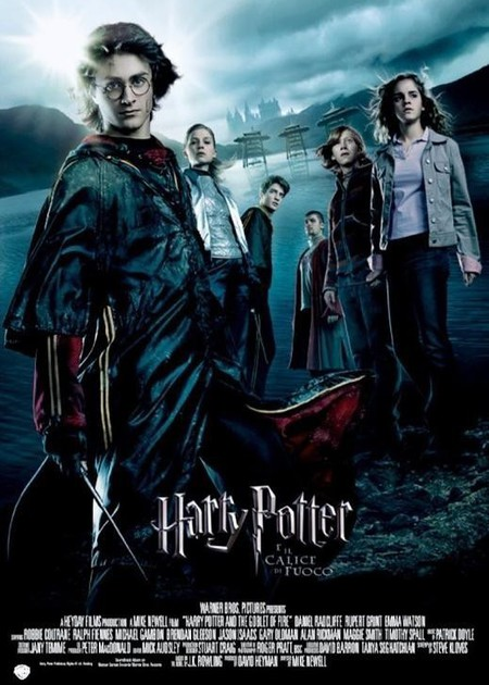 HARRY POTTER E IL CALICE DI FUOCO (HARRY POTTER AND THE GOBLET OF FIRE)