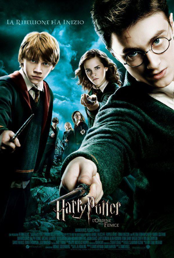Harry potter e l'ordine della fenice (harry potter and the order of the phoenix)