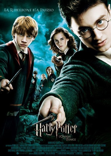 HARRY POTTER E L'ORDINE DELLA FENICE (HARRY POTTER AND THE ORDER OF THE PHOENIX)