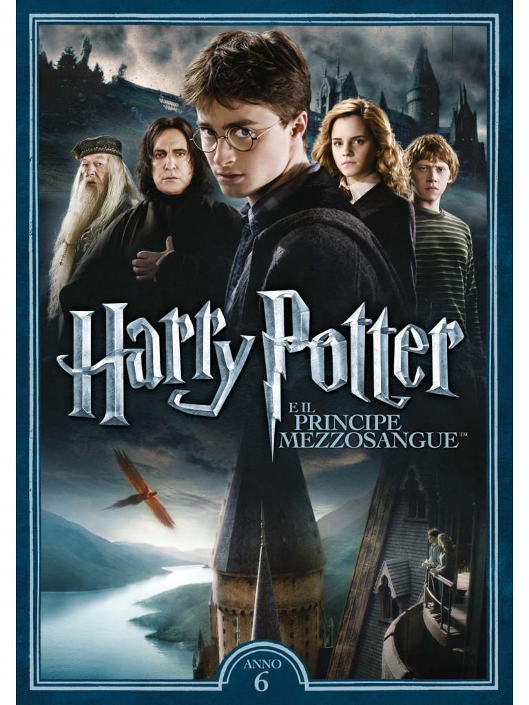 Harry potter e il principe mezzosangue (harry potter and the half-blood prince)