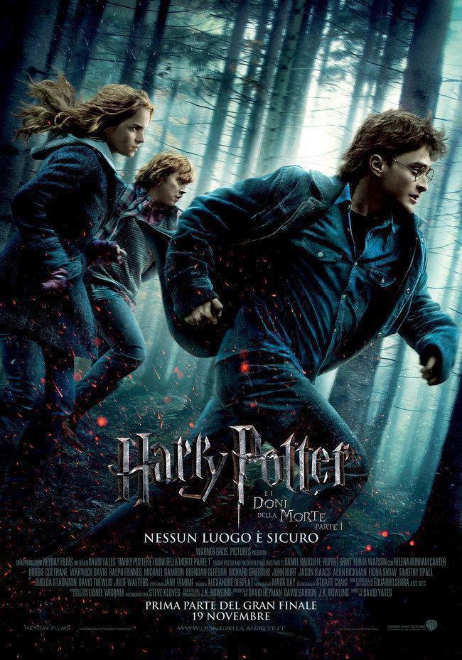 Harry potter e i doni della morte - parte 1 (harry potter and the deathly hallows: part i)