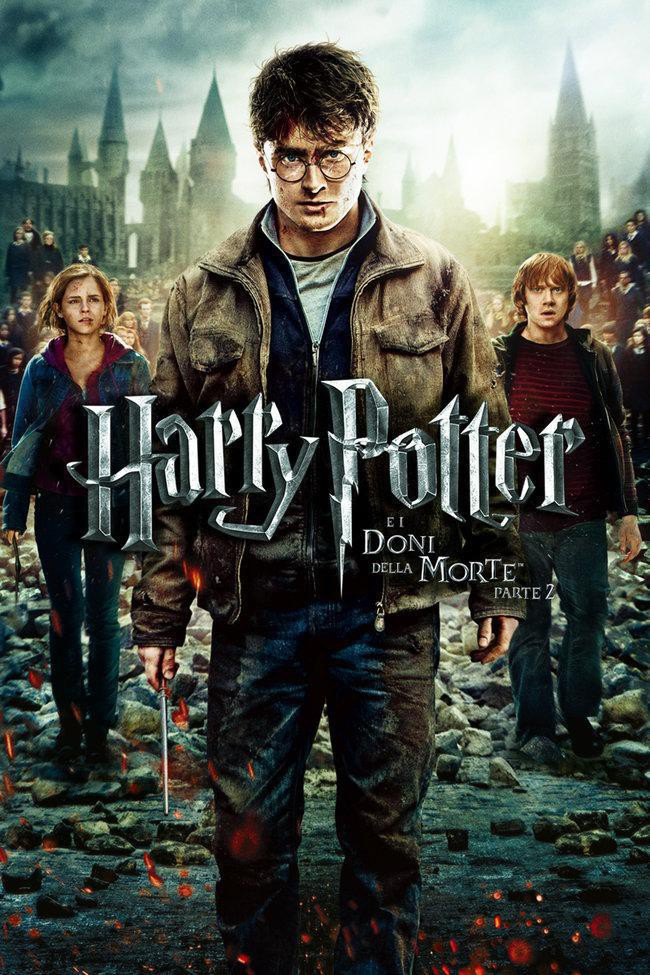 Harry potter e i doni della morte - parte 2 (harry potter and the deathly hallows: part 2)
