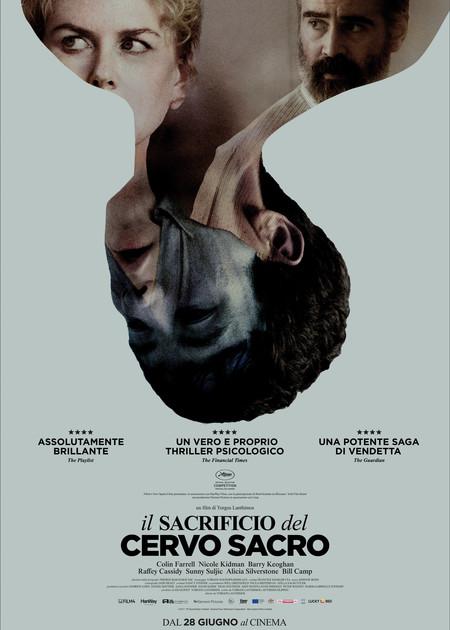 IL SACRIFICIO DEL CERVO SACRO - V.M. 14