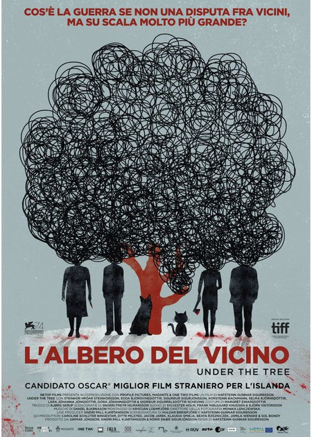L'ALBERO DEL VICINO (UNDER THE TREE)