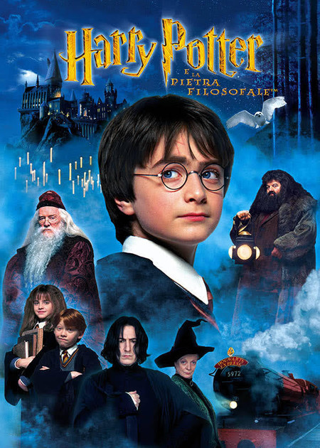 HARRY POTTER E LA PIETRA FILOSOFALE (HARRY POTTER AND THE SORCERER'S STONE)