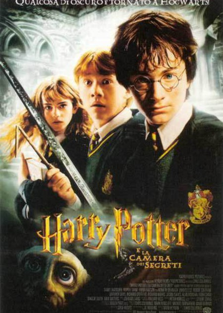 HARRY POTTER E LA CAMERA DEI SEGRETI (HARRY POTTER AND THE CHAMBER OF SECRETS)