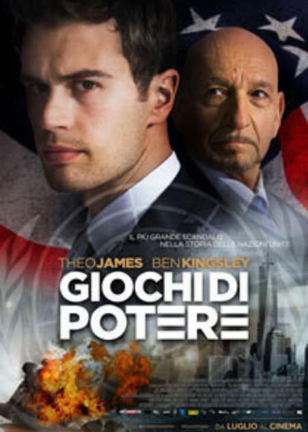GIOCHI DI POTERE (BACKSTABBING FOR BEGINNERS)