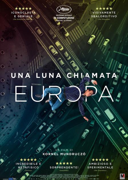 UNA LUNA CHIAMATA EUROPA (JUPITER HOLDJA)