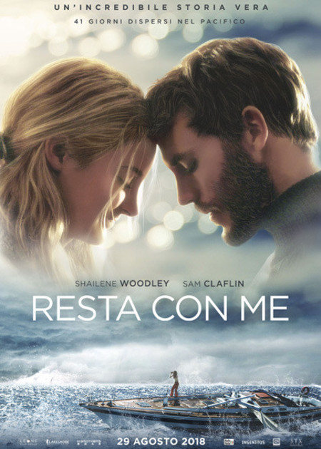 RESTA CON ME (ADRIFT)